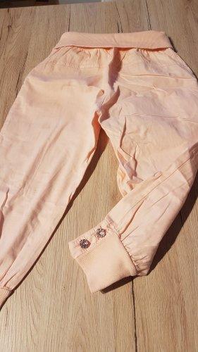 Pantalone Capri albicocca-salmone