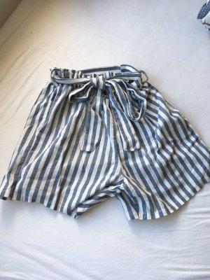 no name Shorts cream-azure