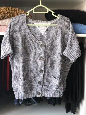 Tommy Hilfiger Denim Giacca di lana grigio Cotone