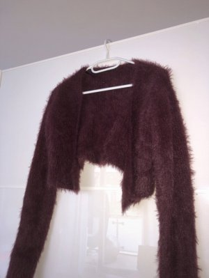 Zara Cardigan in maglia multicolore