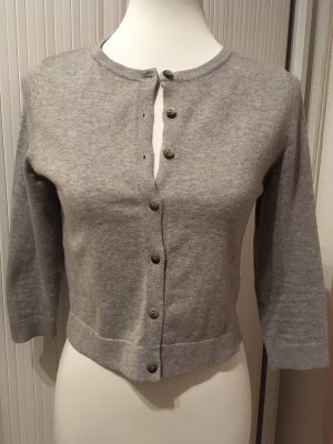 Boden Cardigan grey cotton
