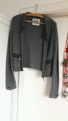 Kurze Strickjacke only Nieten cool