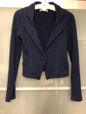 Only Shirt Jacket dark blue