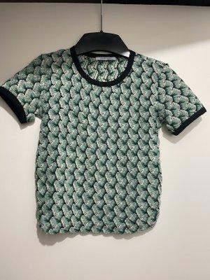 Zara Trafaluc Knitted Top multicolored