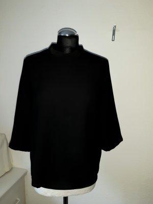 Esprit Bluzka tunika czarny