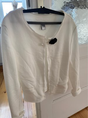 Shirt Jacket white