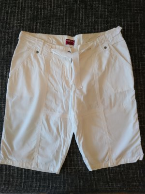 kurze weiße Stoffhose von Tomster USA