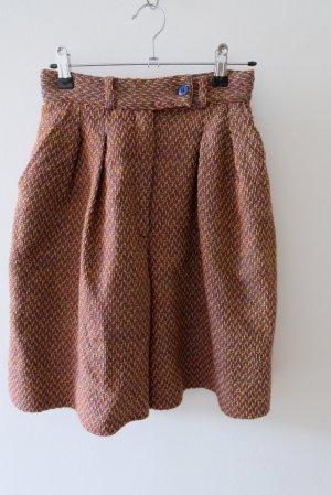 Kenzo Short taille haute multicolore laine