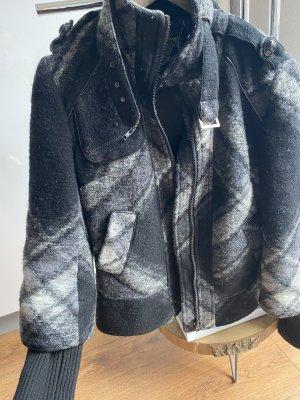 Dept Giacca di lana multicolore