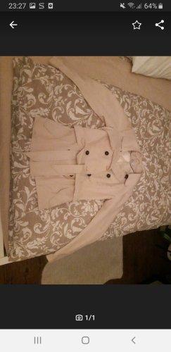 Only Kurtka przejściowa kremowy-w kolorze białej wełny