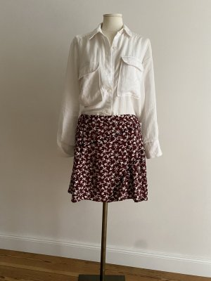 Ba&sh Mini-jupe multicolore