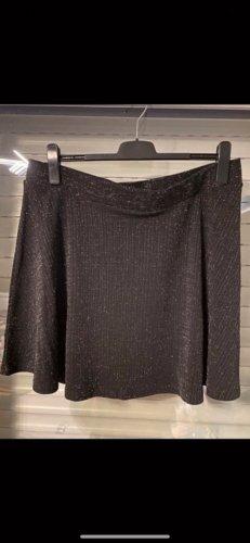 Clockhouse Skater Skirt black