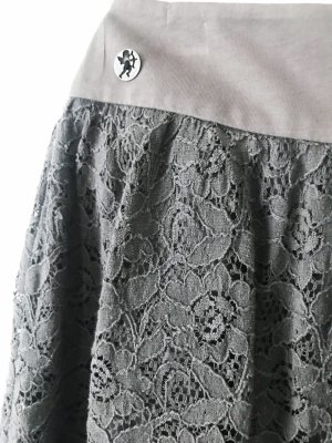 edc by Esprit Lace Skirt grey