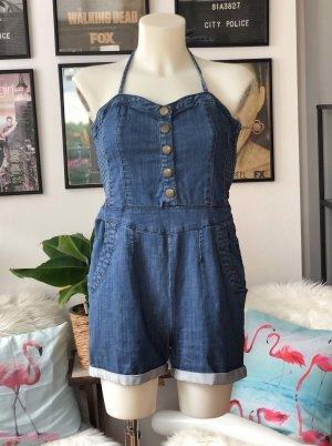 Kurzer H&M Jeans Jumpsuit M