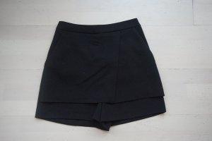 Sisley Falda pantalón negro