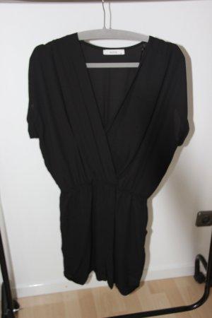 Batik Jumpsuit zwart