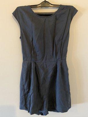 Hilfiger Denim Jumpsuit dark blue lyocell