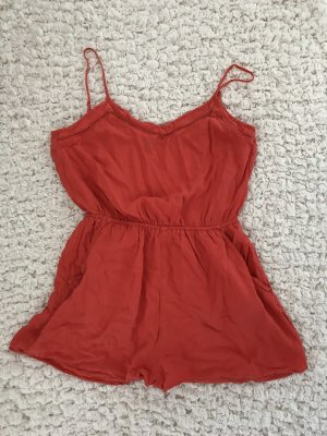 H&M Divided Robe en jersey rouge clair