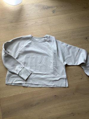 Nike Sweat Shirt natural white