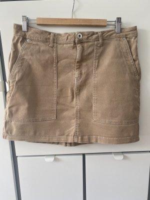 H&M Divided Cargo Skirt camel-beige
