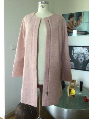 COS Abrigo corto rosa