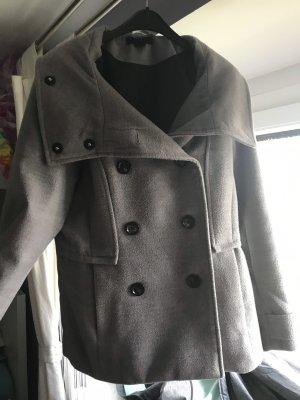 H&M Short Coat grey