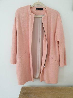 Zara Frock Coat pink