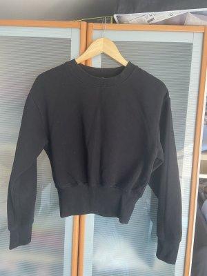 Zara Basic Pull polaire noir