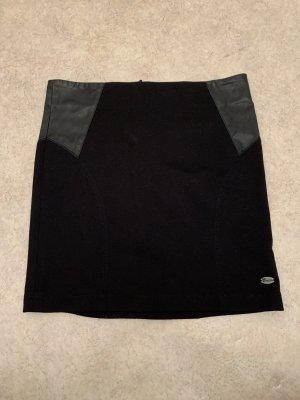 Tom Tailor Miniskirt black