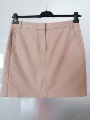 Mango Basics Pencil Skirt ocher
