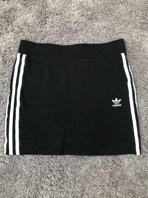 Adidas Originals Mini-jupe noir-blanc