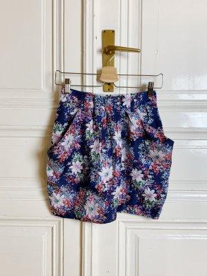 Pepe Jeans Zijden rok veelkleurig Zijde