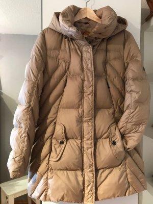 Gil Bret Quilted Coat camel-beige polyamide