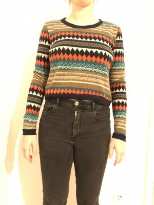 Sparkle & Fade Norwegian Sweater multicolored