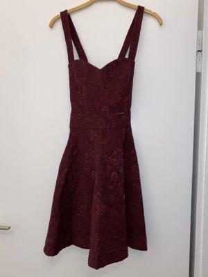 BSB Collection Cocktail Dress bordeaux-carmine