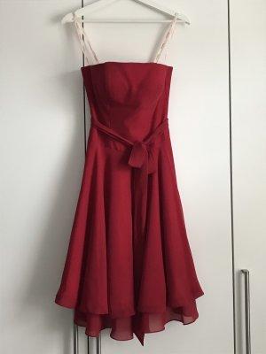 Balina Suknia balowa ciemnoczerwony