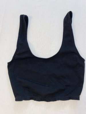wilfred Bandeau top zwart