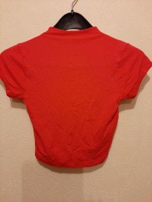 ASOS DESIGN T-shirt rosso