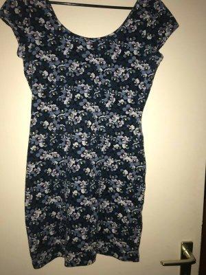 Kurzes Blümchenkleid von H&M Größe 38