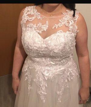 Kurzes Brautkleid oder Cocktailkleid für Standesamt