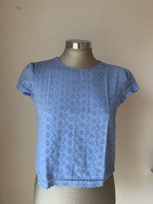 Zara T-Shirt azure