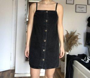 Kurzes Jeanskleid