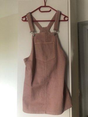 Stradivarius Denim Dress light pink-pink