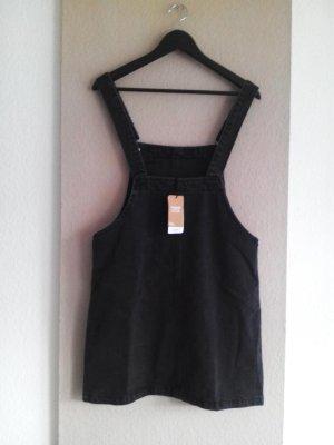 kurzes Jumperkleid aus Baumwolle in schwarz, Grösse M, neu