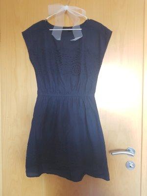 Bon Prix Sukienka mini ciemnoniebieski