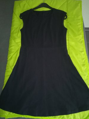A-Z Robe trapèze noir