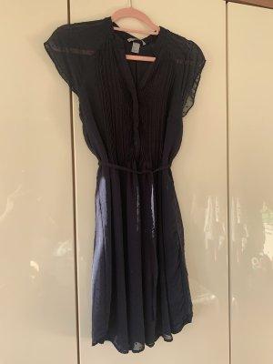 H&M Mini Dress dark blue