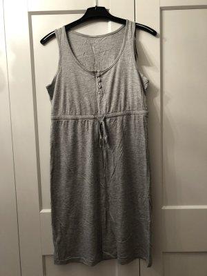 Kurzes Kleid grau