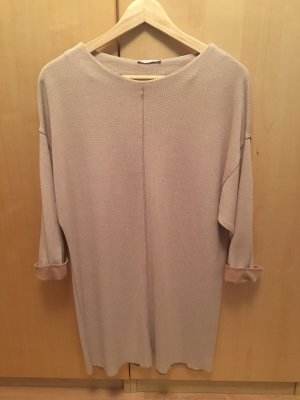 Kurzes Kleid mit 3/4-Ärmeln von Zara