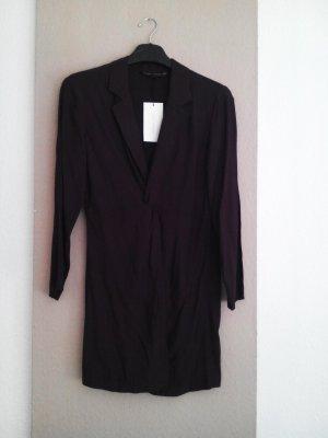 kurzes Kleid mit Detail an der Taille aus 100% Viskose, Größe M neu